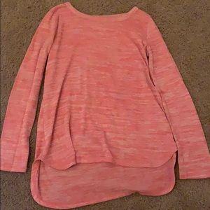 Mudd Pink Girls Shirt